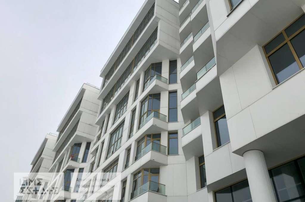 Купить квартиру в  Леонтьевский Мыс в Санкт-Петербурге