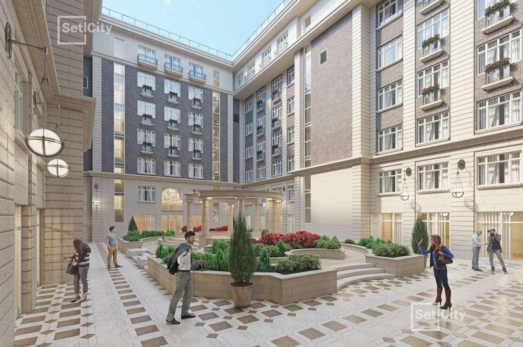 Купить квартиру в Victory plaza в Санкт-Петербурге