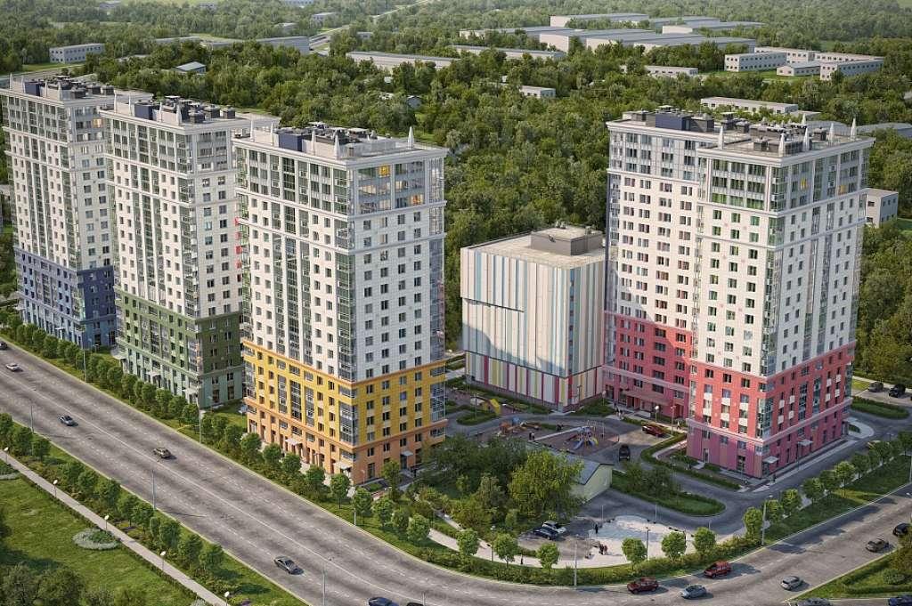 Купить квартиру в Галактика Премиум в Санкт-Петербурге