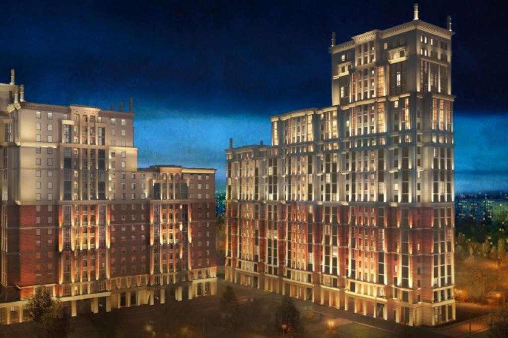 Купить квартиру в Ренессанс в Санкт-Петербурге