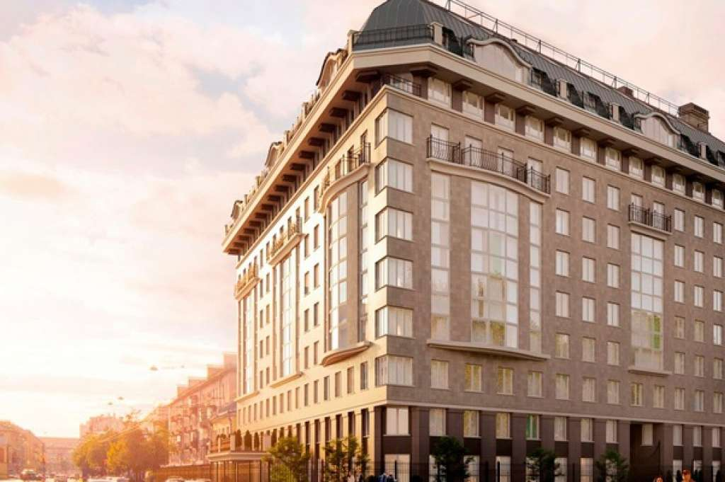 Купить квартиру в Monodom на Малом в Санкт-Петербурге