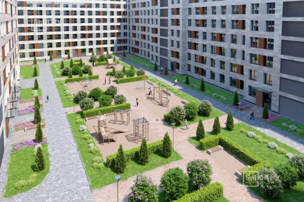 Купить квартиру в The One в Санкт-Петербурге