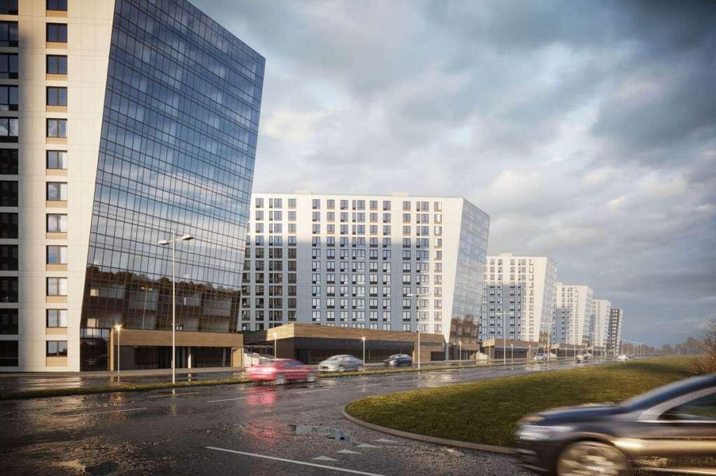 Купить элитную квартиру в NEW TIME в Санкт-Петербурге
