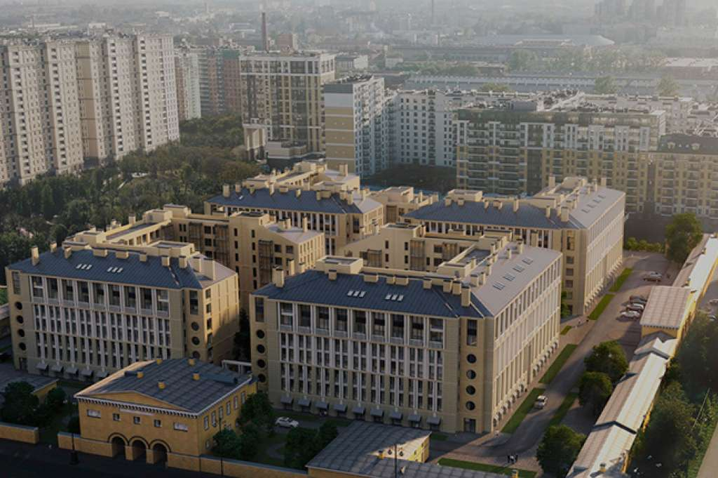 Купить квартиру в  Московский, 65 в Санкт-Петербурге