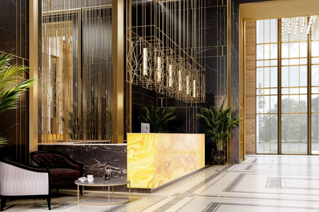Купить элитную квартиру в  Институтский,16 в Санкт-Петербурге
