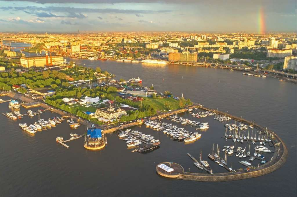 Купить квартиру в NEVA HAUS в Санкт-Петербурге