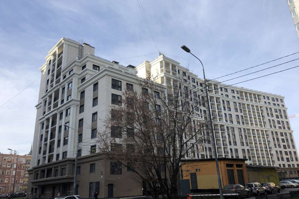 Купить квартиру в Богемия в Санкт-Петербурге