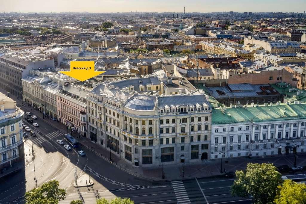 Купить квартиру в Невский пр. 3 в Санкт-Петербурге