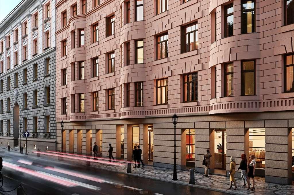 Купить квартиру в Мадонна Бенуа в Санкт-Петербурге
