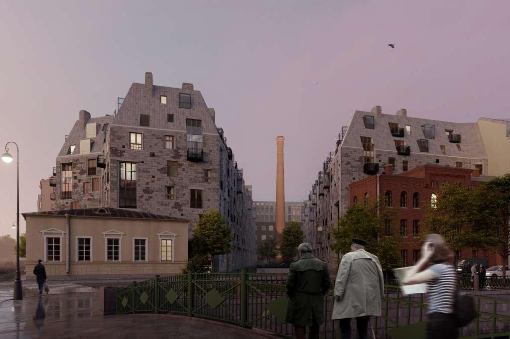 Купить квартиру в Meltzer Hall  в Санкт-Петербурге