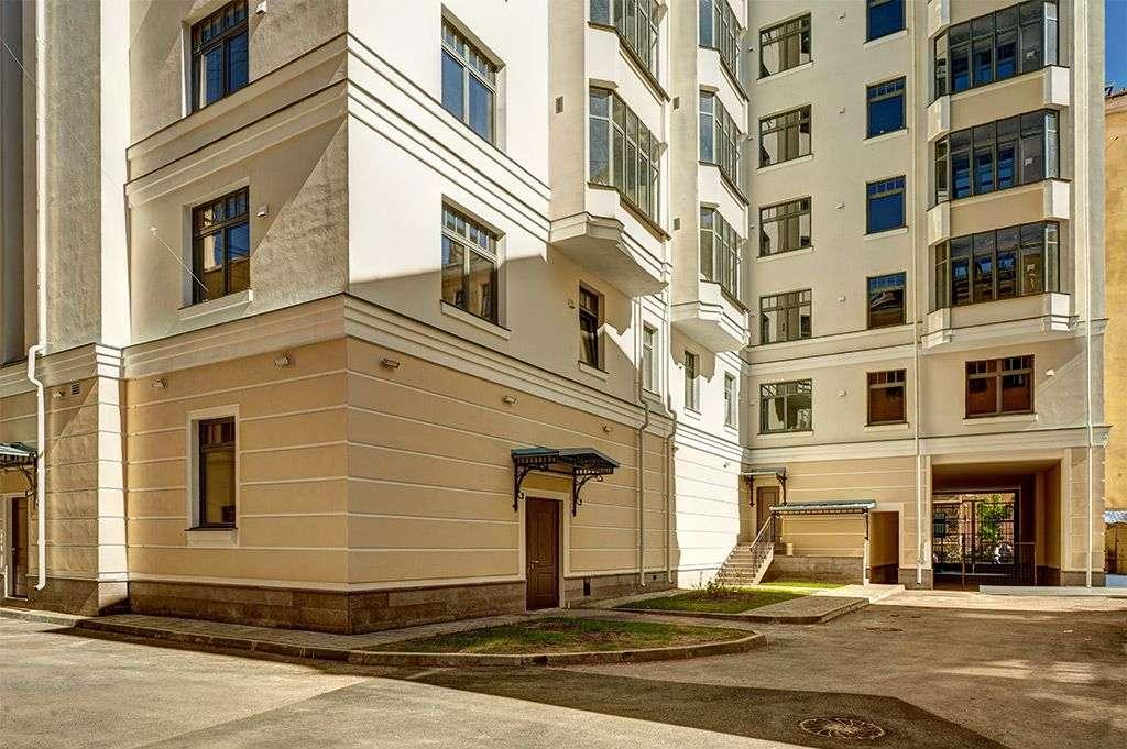 Купить квартиру в 4-я Советская, 9 в Санкт-Петербурге