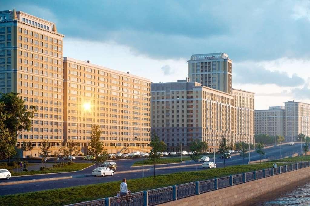 Купить элитную квартиру в Цивилизация на Неве в Санкт-Петербурге
