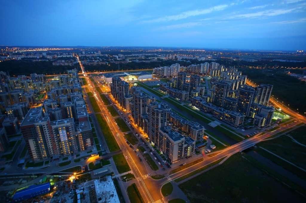 Купить элитную квартиру в LEGENDA Героев в Санкт-Петербурге
