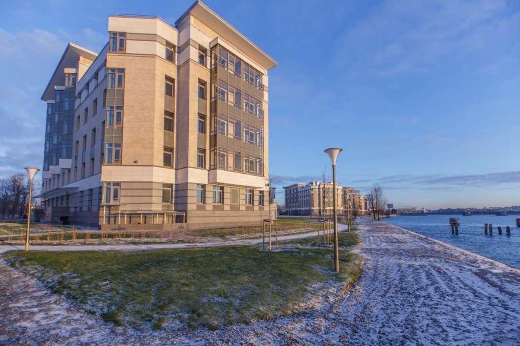 Купить квартиру в Royal Park в Санкт-Петербурге