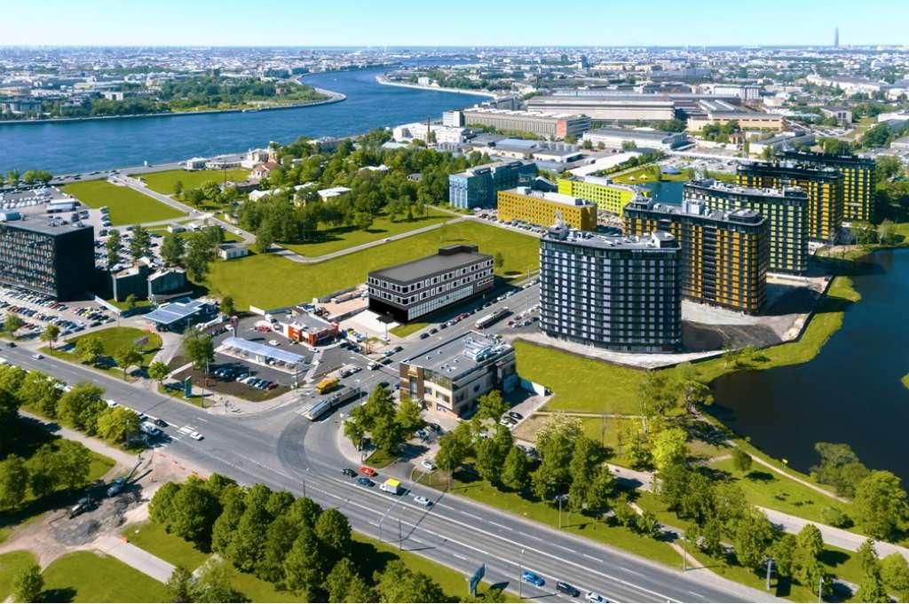 Купить элитную квартиру в Пять звезд в Санкт-Петербурге