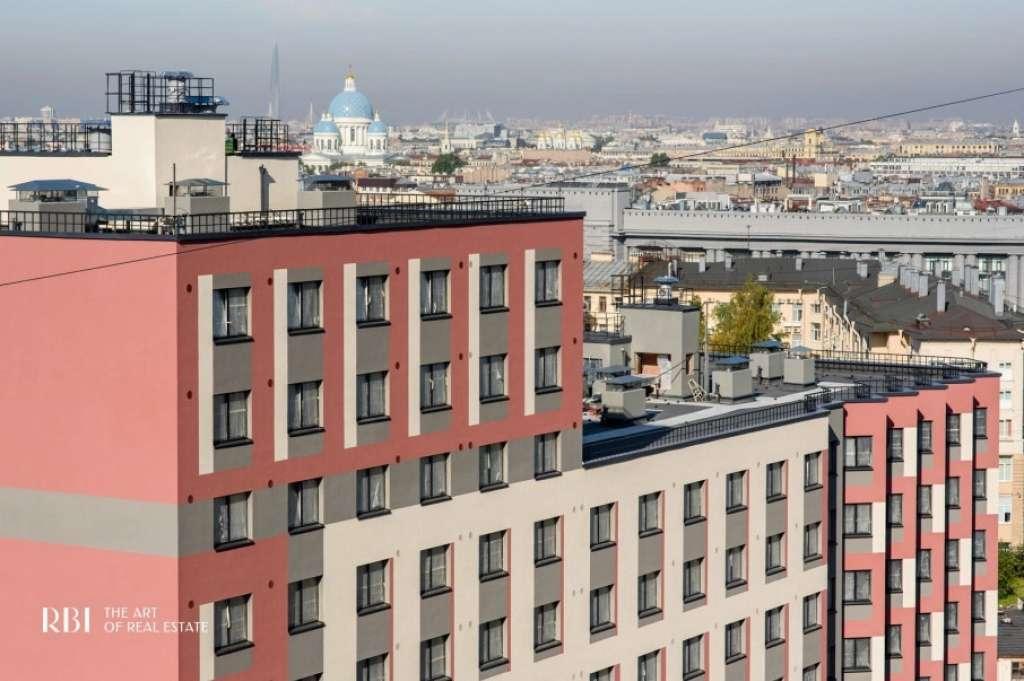 Купить квартиру в Studio Moskovsky в Санкт-Петербурге