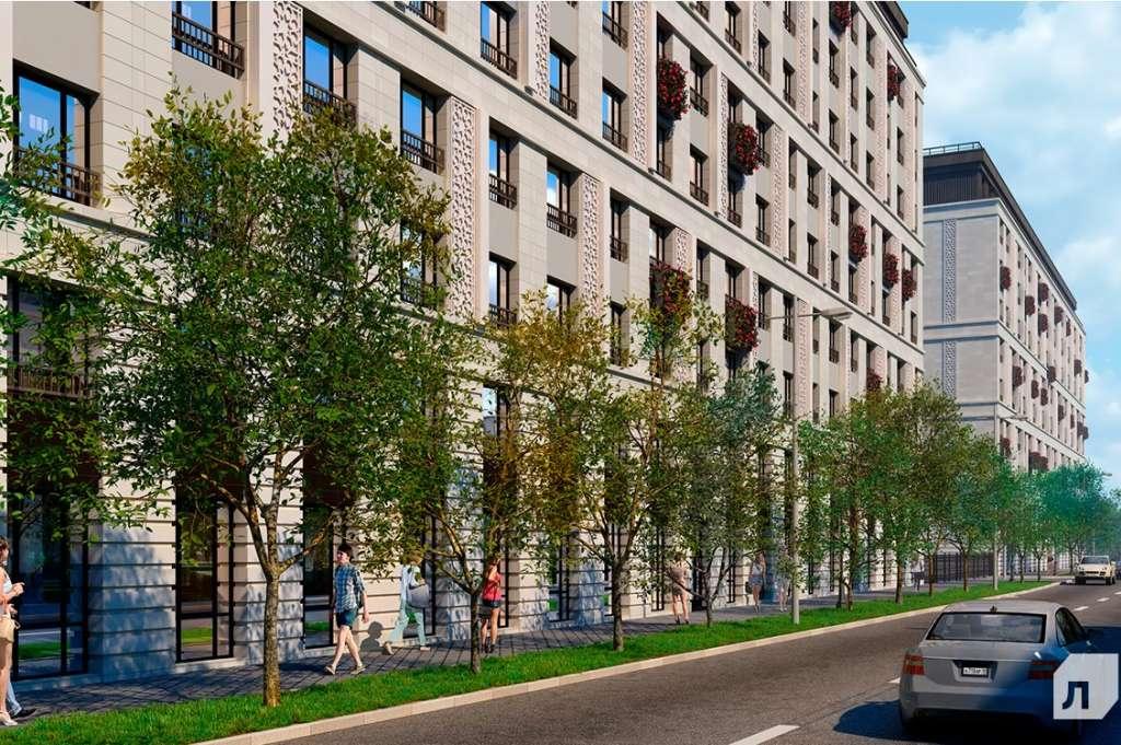 Купить квартиру в Riviere noire в Санкт-Петербурге