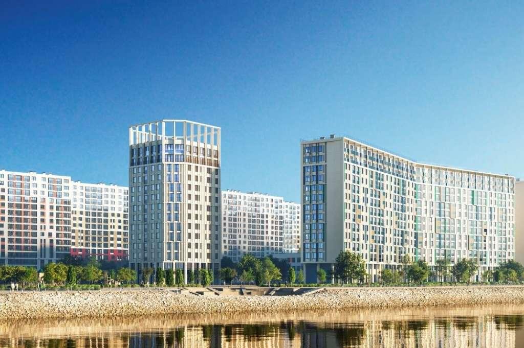 Купить квартиру в  Морская набережная.SeaView II очередь в Санкт-Петербурге