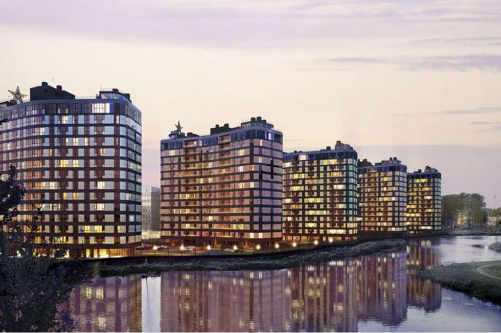 Купить квартиру в Пять звезд в Санкт-Петербурге