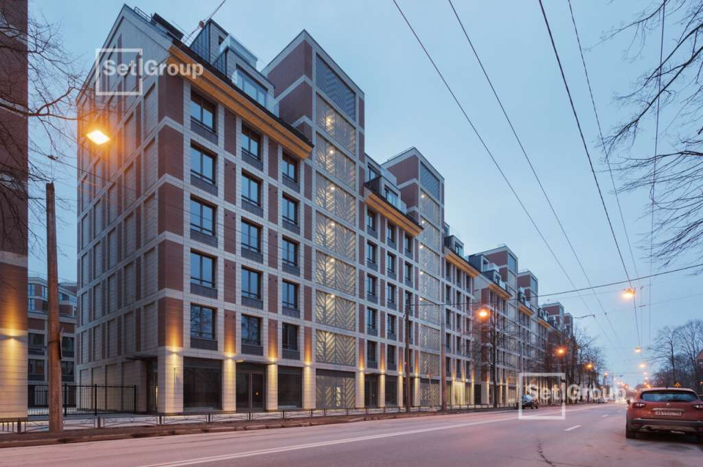 Купить квартиру в Петровский Квартал на воде в Санкт-Петербурге