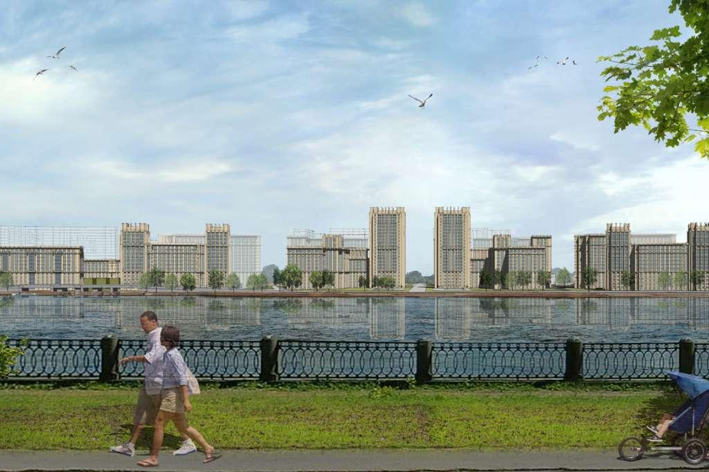 Купить элитную квартиру в Цивилизация в Санкт-Петербурге
