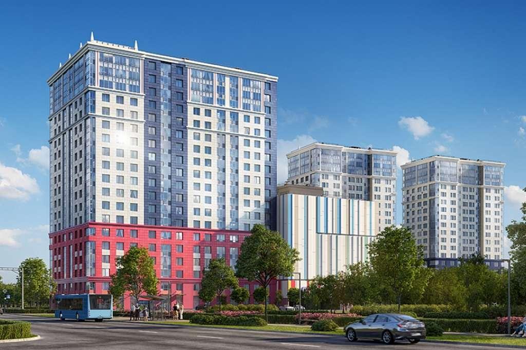 Купить элитную квартиру в Галактика Премиум в Санкт-Петербурге