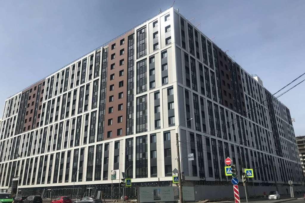 Купить элитную квартиру в Terra в Санкт-Петербурге