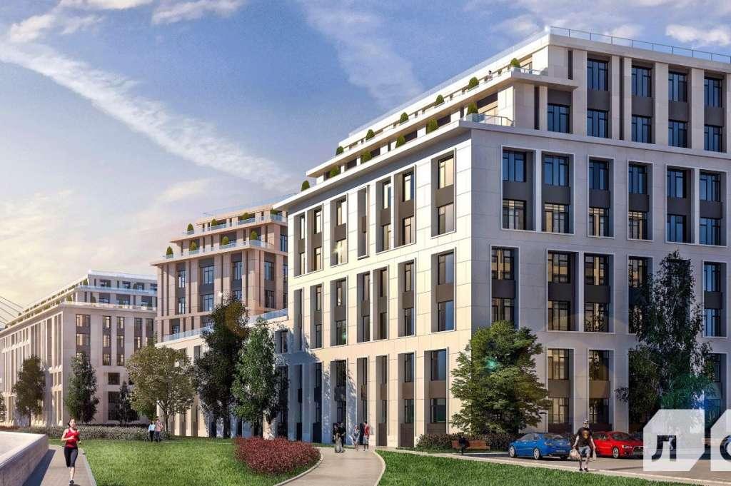 Купить элитную квартиру в Neva Residence в Санкт-Петербурге