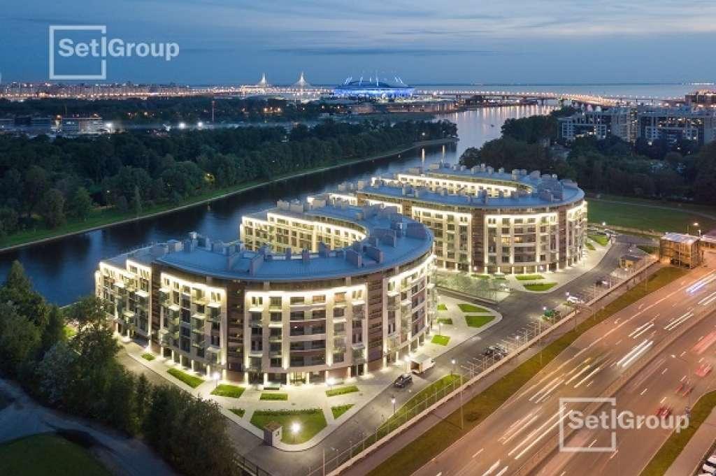 Купить квартиру в Stockholm  в Санкт-Петербурге